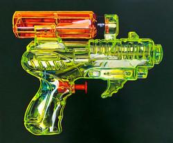 Green Watergun