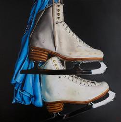 Skates and dress