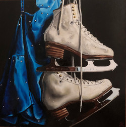 Catherine's skates