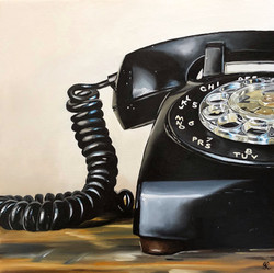 Telephone à Hugette