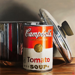 Campbell's soup 1/2