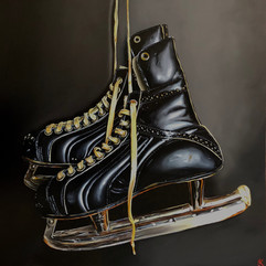 My father's skates