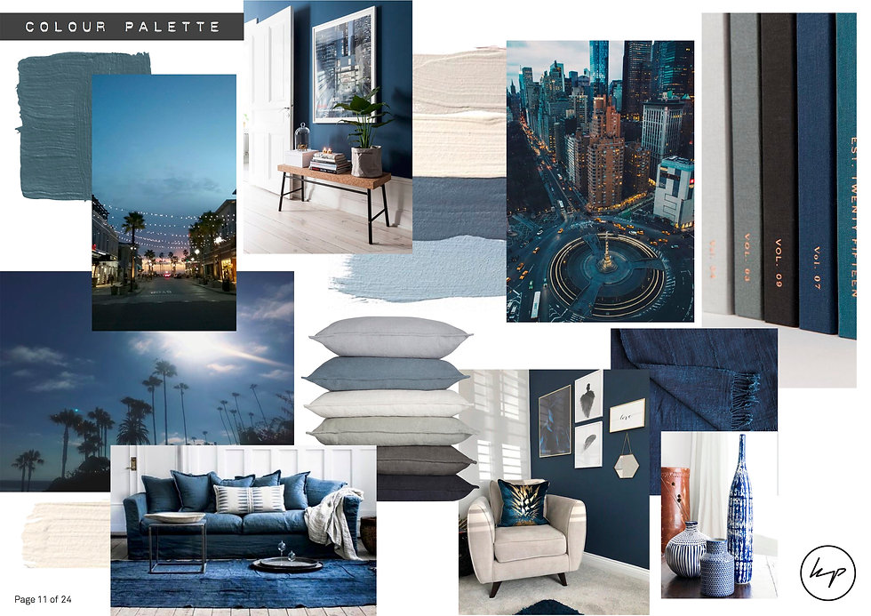 Sophie's apartment - New York - Revision