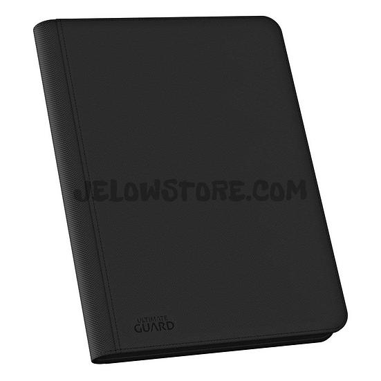 Portfolio A4 / 9 cases [Ultimate Guard] - Zipfolio Xenoskin 360 - Noir