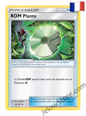 ROM PLANTE 143/181 FR [SL9 DUO DE CHOC]