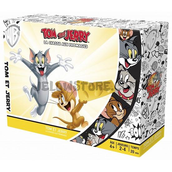 Tom & Jerry - La Chasse Aux Fromages [JEU DE SOCIETE] FR