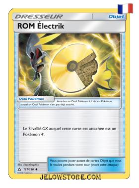 ROM ELECTRIK 121/156 FR [SL5 ULTRA-PRISME]