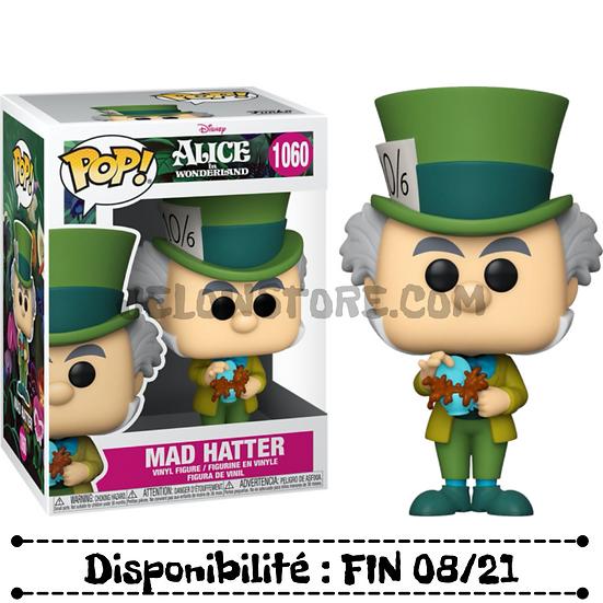 Funko pop [Alice in Wonderland 70th] Mad hatter - #1060