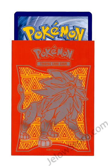 Sleeve Pokémon - Solgaléo X1