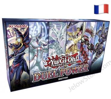 Yu-Gi-Oh Coffret Pouvoir du Duel FR