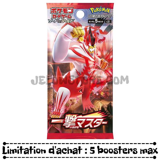 TCG JAP - Booster x1 [One-Strike Master]