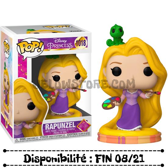 Funko pop [Disney Princess] Rapunzel - #1018