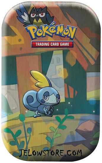 mini tins pokemon galar collection larméléon