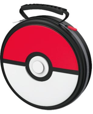 Sacoche de transport: POWER A - POKEMON CARRYING CASE POKE BALL - FOR SWITCH