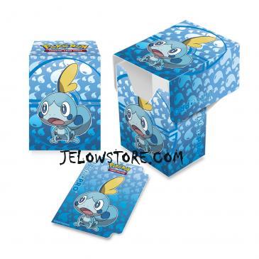 Deck Box Pokémon [Ultra PRO] - Epée et Bouclier - Galar Starters larméléon