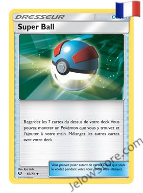 SUPER BALL 60/73 FR [SL3.5 LEGENDES BRILLANTES]