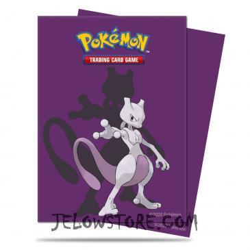 Protèges-cartes Pokémon [Ultra PRO] - Mewtwo X65