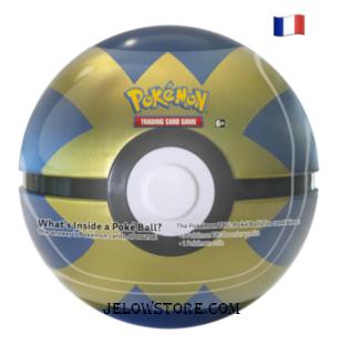 Pokemon Quickball 3 boosters FR