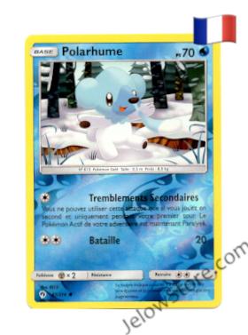 POLARHUME REVERSE 61/214 FR [SL8 TONNERRE PERDU]