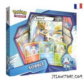 Coffret Preview - Collection Galar - Zacian V - Larméléon [FR]