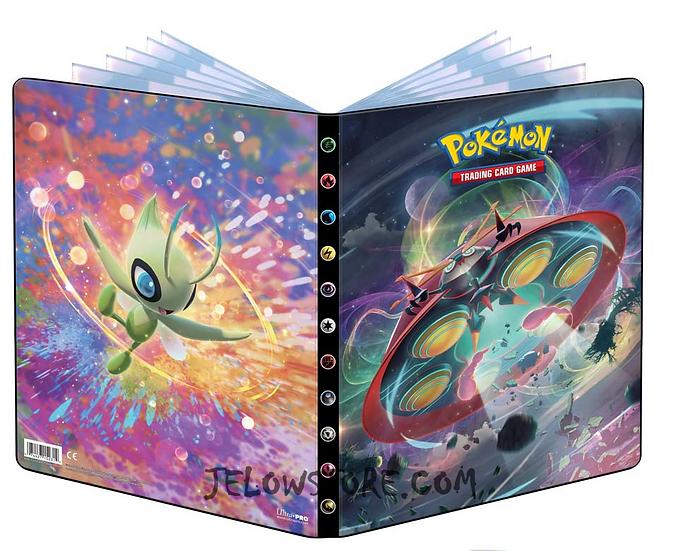 Portfolio Pokémon A4 / 9 pochettes [EB04 - Voltage Eclatant]