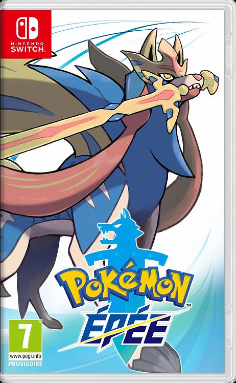 jeu nintendo switch pokemon epee