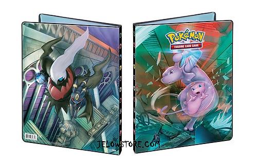 Portfolio Pokémon A4  SL11 Harmonie des Esprits