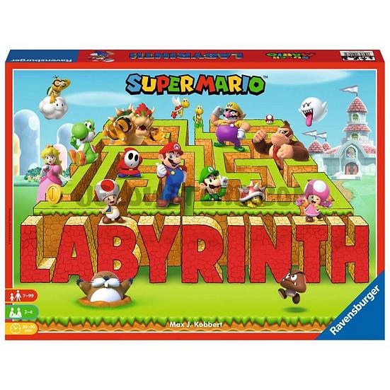 Super Mario - Labyrinth [JEU DE SOCIETE] FR