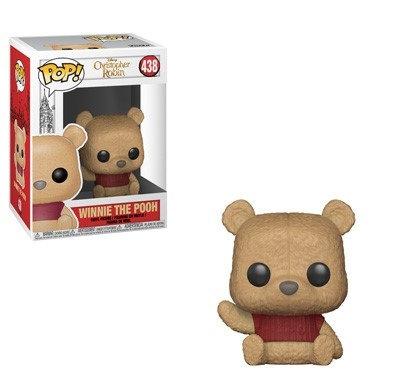 DISNEY CHRISTOPHER ROBIN POP! - Winnie