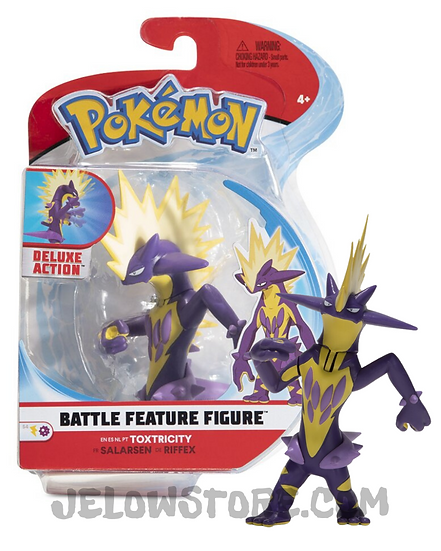 Pokémon [Battle Feature Figure]: Salarsen