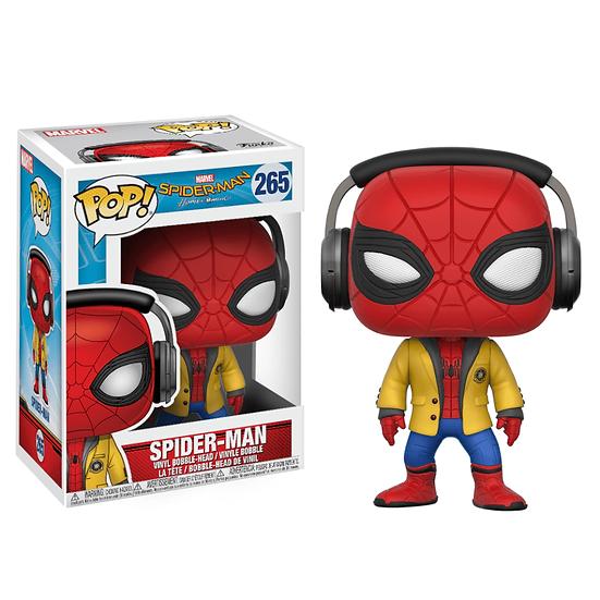 Spider-Man Homecoming POP Spider-Man Headphones
