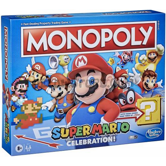 MONOPOLY - SUPER MARIO CELEBRATION [FR]