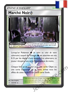 Pokémon Marché noir Prisme SL9 Duo de Choc FR