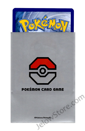 Sleeve Pokémon - Pokémon Card Game X1