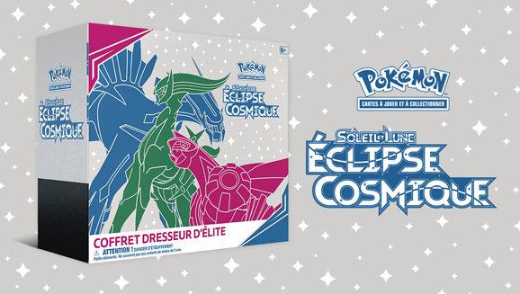 ETB: Coffret dresseur d'élite [SL12 Eclipse Cosmique] FR