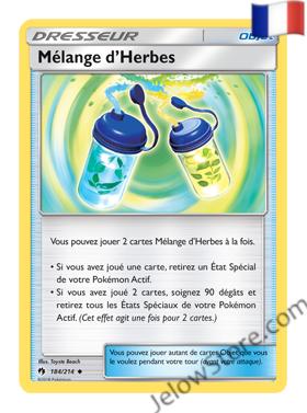 MELANGE D'HERBES 184/214 FR [SL8 TONNERRE PERDU]