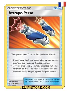 ATTRAPE-PERSO 171/214  FR [SL8 TONNERRE PERDU]