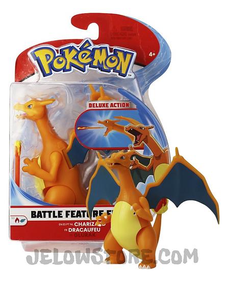 Pokémon [Battle Feature Figure]: Dracaufeu