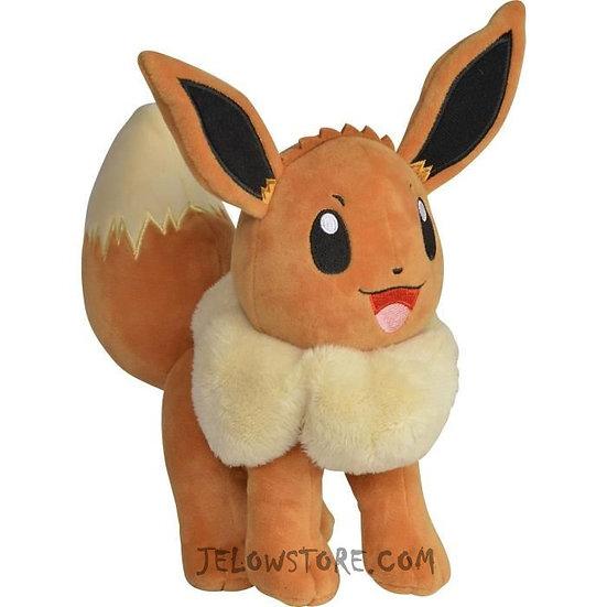 Peluche Pokémon Eevolitions 20cm [EVOLI]