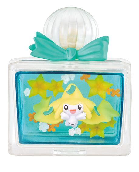POKEMON FIGURE PARFUME BOTTLE - Jirachi
