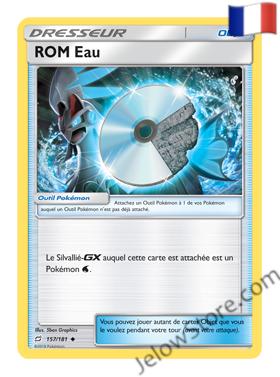 ROM EAU 157/181 FR [SL9 DUO DE CHOC]