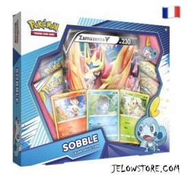 Coffret Preview - Collection Galar - Zamazenta V - Larméléon [FR]