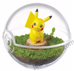 POKEMON TERRARIUM - Pikachu