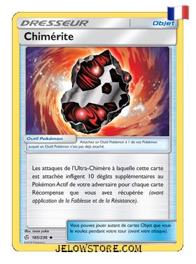CHIMERITE 185/236 FR [SL12 ECLIPSE COSMIQUE]