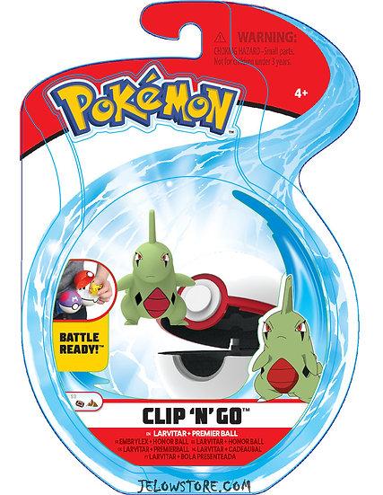 Pokémon [Pokéball Clip 'N' Go]: Embrylex + Honor Ball