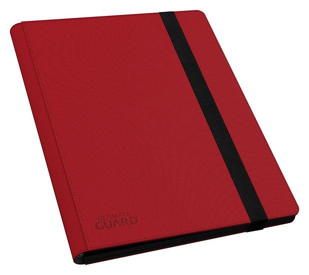 Portfolio A4 / 9 cases [Ultimate Guard] - FlexXfolio XenoSkin - Rouge