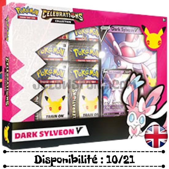 Pokémon TCG: Celebrations Collections - Dark Sylveon V [AN]