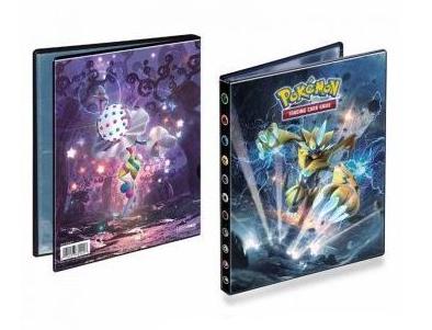 Portfolio Pokémon A5 4 pochettes SL8 Tonnerre Perdu