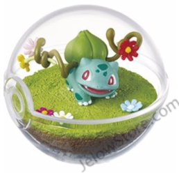 POKEMON TERRARIUM - Bulbizarre