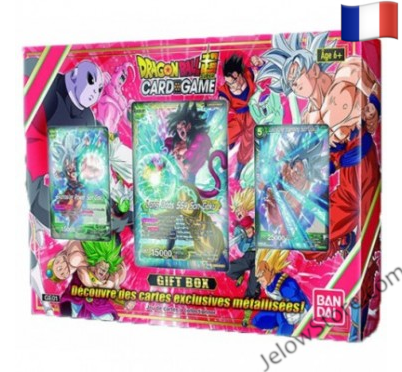 DBZ - Gift Box FR